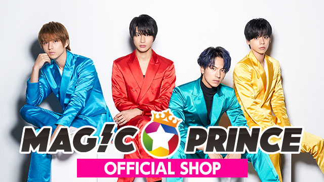 MAG!C☆PRINCE OFFICIAL SHOP